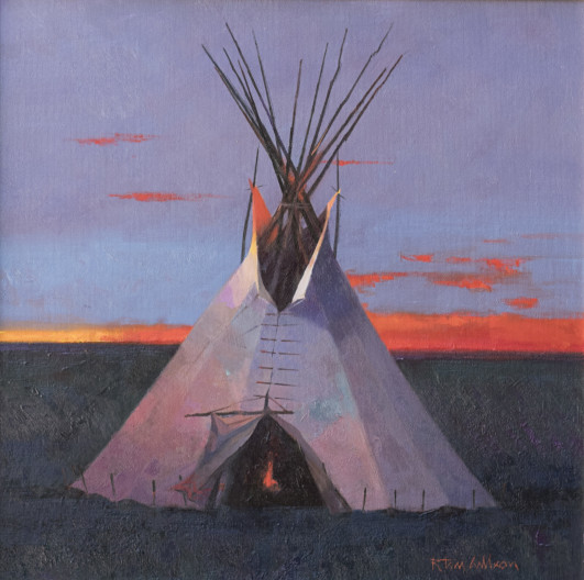 <span class=%22title%22>Red Sky at Night</span>