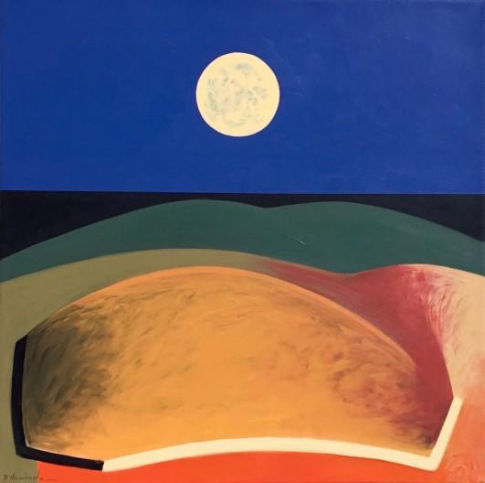 Dan Namingha, Moon Over Horizon