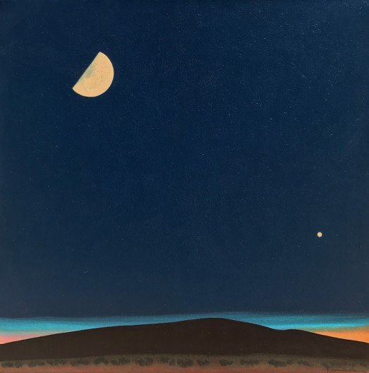 Dan Namingha, New Mexico Night #6