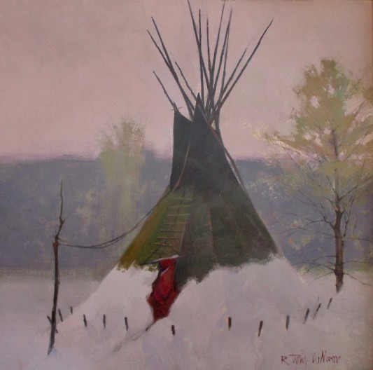 R. Tom Gilleon, Popping Trees Lodge