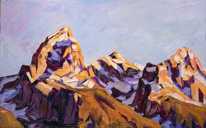 <span class=%22title%22>Grand Tetons, Early Morning</span>