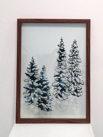 <span class=%22title%22>Snowy Trees 2</span>
