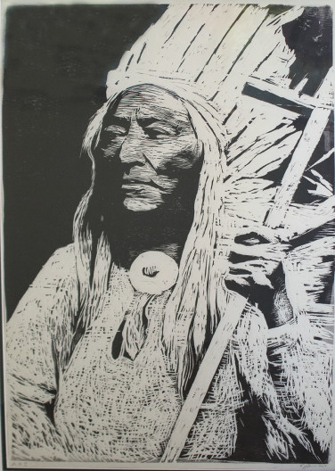 Travis Walker, Chief Washaki