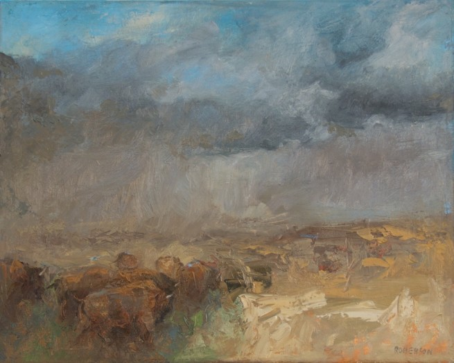Mary Roberson, Prairie Storm