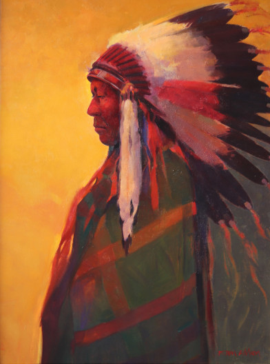 R. Tom Gilleon, Red Feather Purple Heart