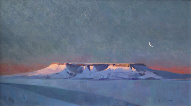 R. Tom Gilleon, Snow Drifts Fort Mountain