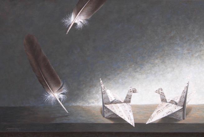 Todd Kosharek, Variations - Bach's The Art of Fugue