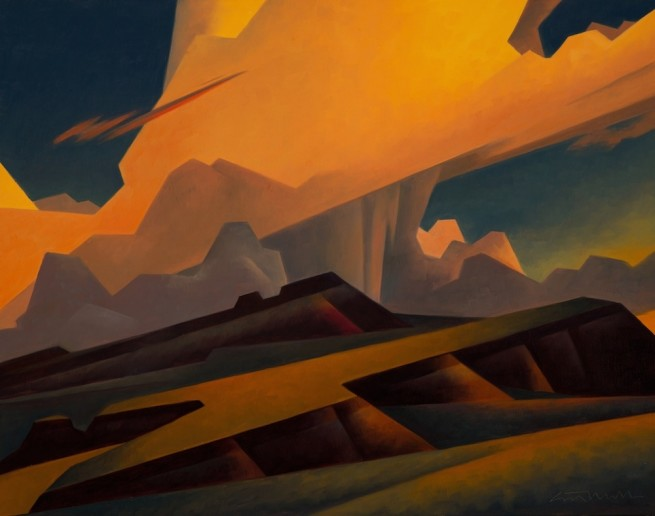 Ed Mell, Shifting Light