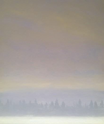 Dave Hall, Winter Sky