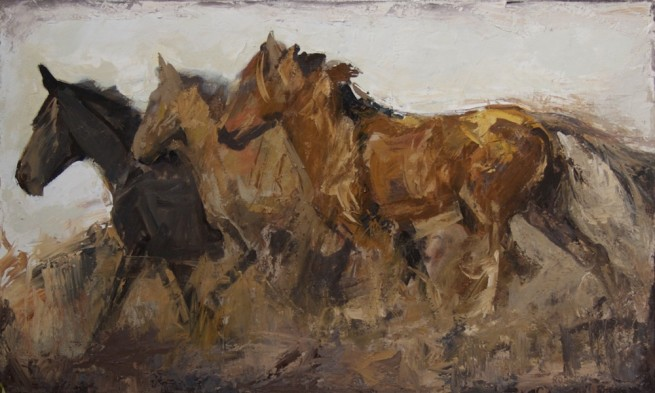 Mary Roberson, Horses Love Freedom