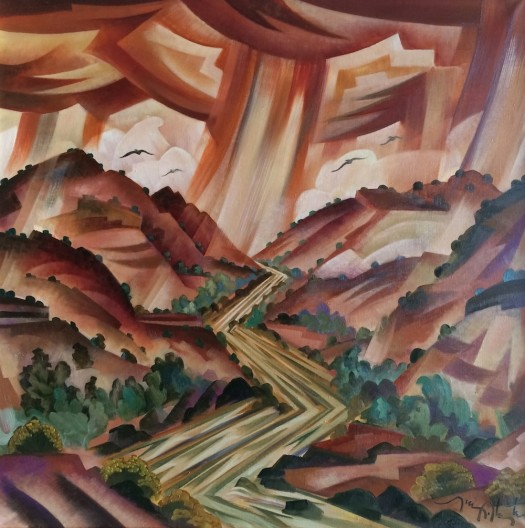 Tony Abeyta, Torrential Storm