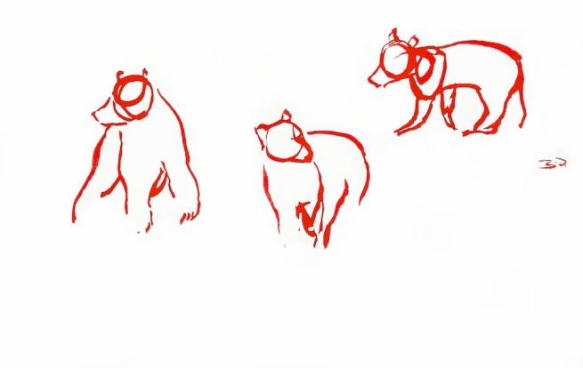 Red Bear 7