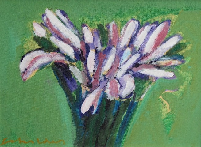 Flowers on Green, 2003
