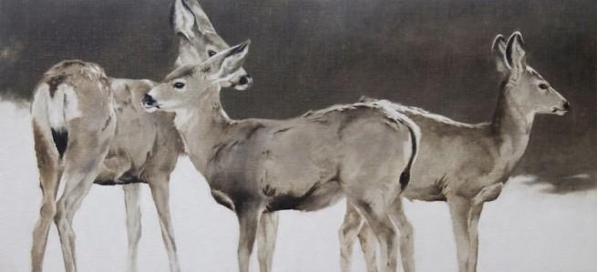Deer Run Dawn