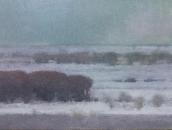James Bason, Winter River