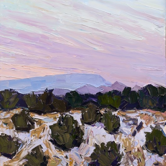 <span class=%22title%22>Santa Fe Overlook #7, Before Dawn</span>