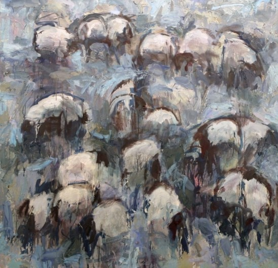 Theodore Waddell, Bannack Sheep