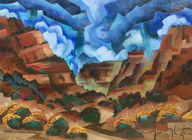 Tony Abeyta, Arizona Canyon