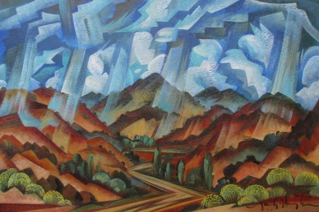 Tony Abeyta, Rivers Bend