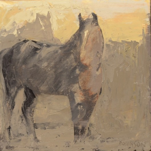 Mary Roberson, The Beauty of the Horse