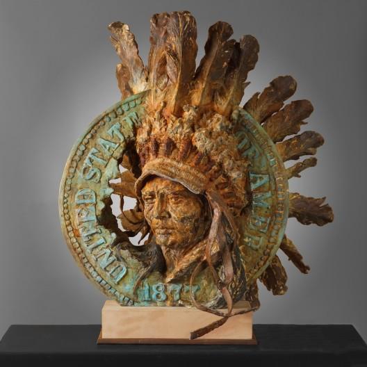Greg Woodard, Indian Head Penny