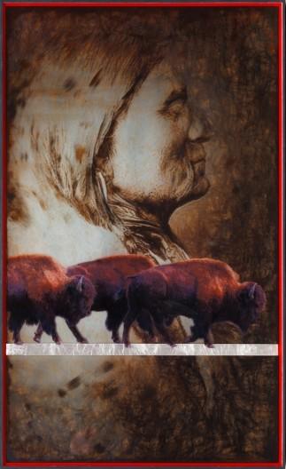 Simon Gudgeon, Dreams of Geronimo