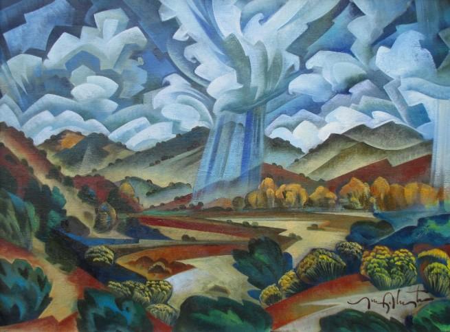 Tony Abeyta, Tierra de Taos