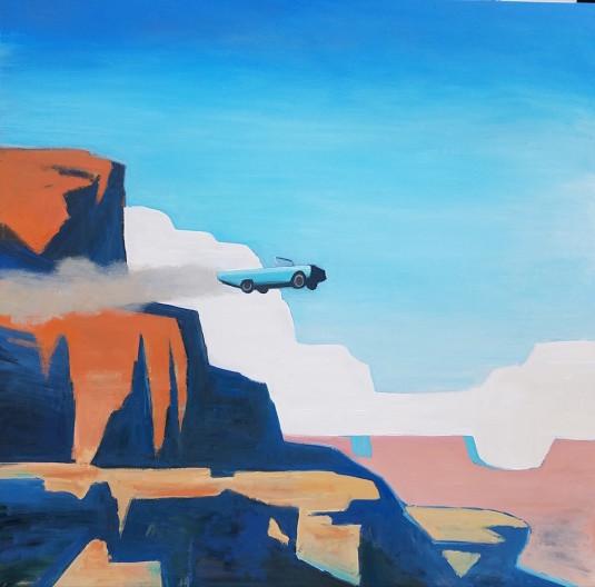 Travis Walker, Canyon Jump
