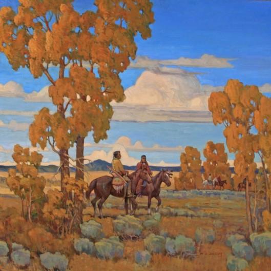 W. Steve Seltzer, Autumn Travels
