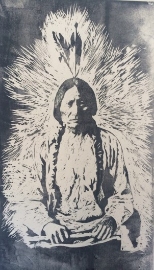 Travis Walker, Sitting Bull