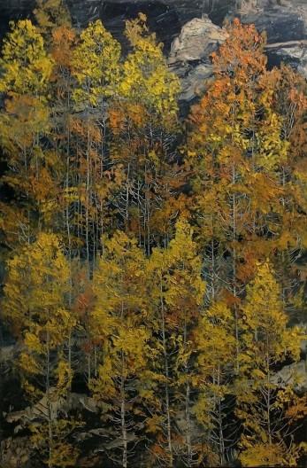 James Pringle Cook, East Fork Color #1