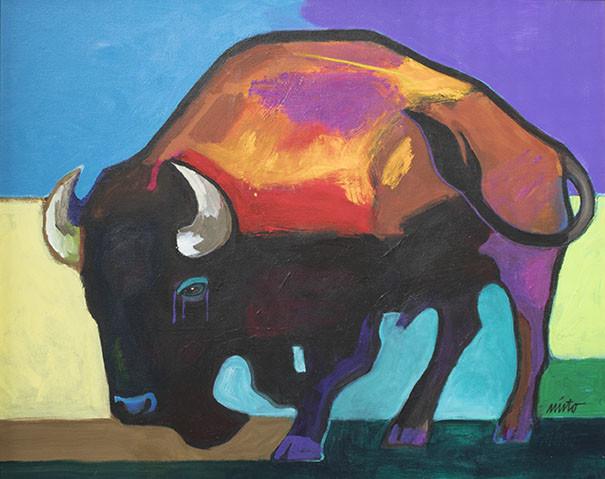 John Nieto, Vigilant Buffalo
