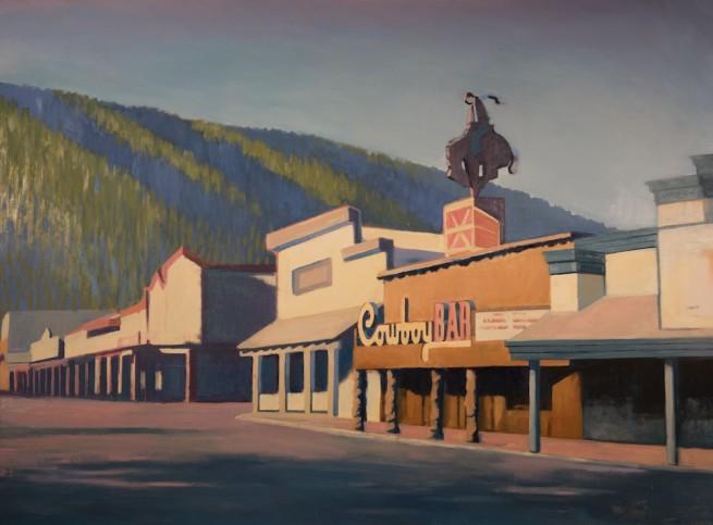 Travis Walker, Cowboy Bar Morning