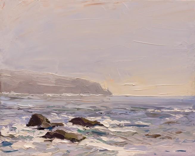 Jivan Lee, Casco Bay from Portland Head