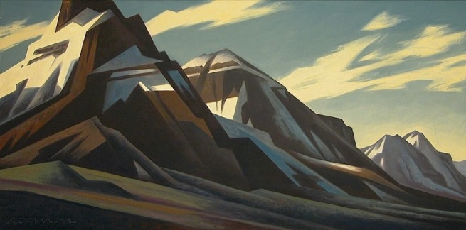 Ed Mell, Spring Thaw