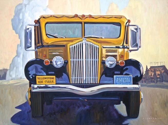 Dennis Ziemienski, The Yellowstone Bus
