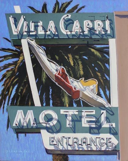 Dennis Ziemienski, Villa Capri Motel