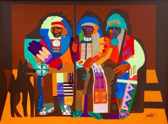 John Nieto, Three Chiefs