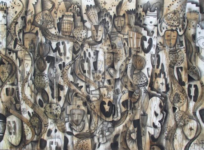 Tony Abeyta, Realm of the Animal Spirits