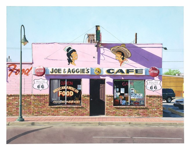 Robert Townsend, Joe and Aggie's Cafe