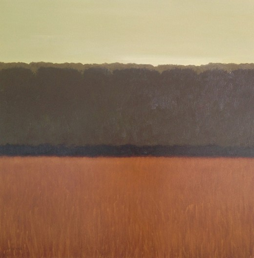Dave Hall, Dawn, Rothko West Series