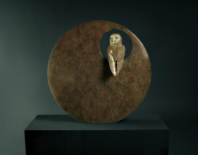 Simon Gudgeon, Barn Owl #12/12