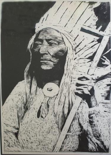 Travis Walker, Chief Washaki
