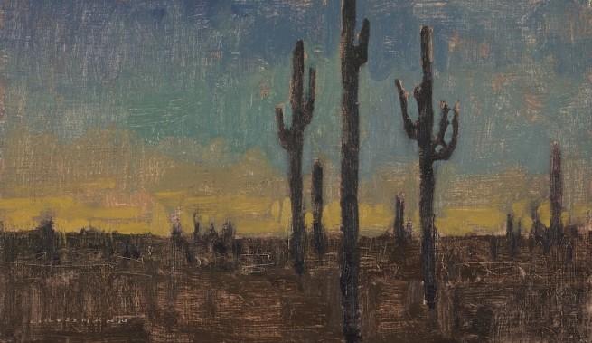 David Grossmann, Desert Dusk