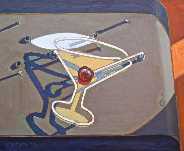 Dennis Ziemienski, Neon Martini