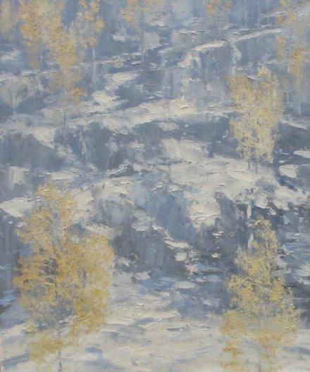 James Pringle Cook, First Snow #5