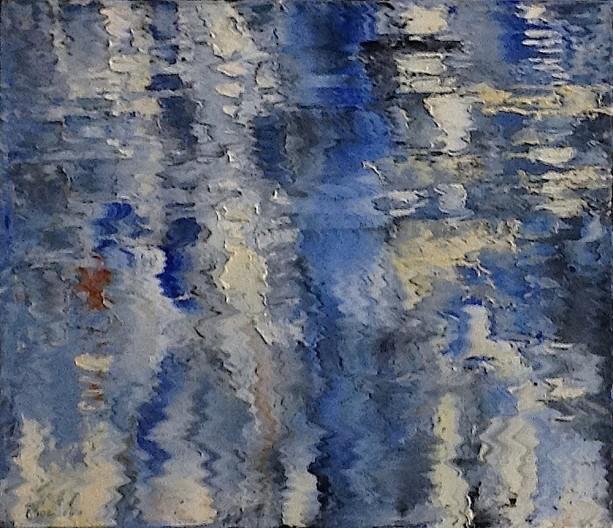 James Pringle Cook, Monsoon Study #1