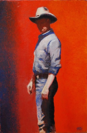 Gary Ernest Smith, Profile in Red and Blue