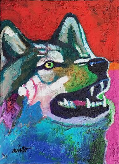 John Nieto, Alpha Wolf