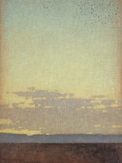 David Grossmann, Evening Flight